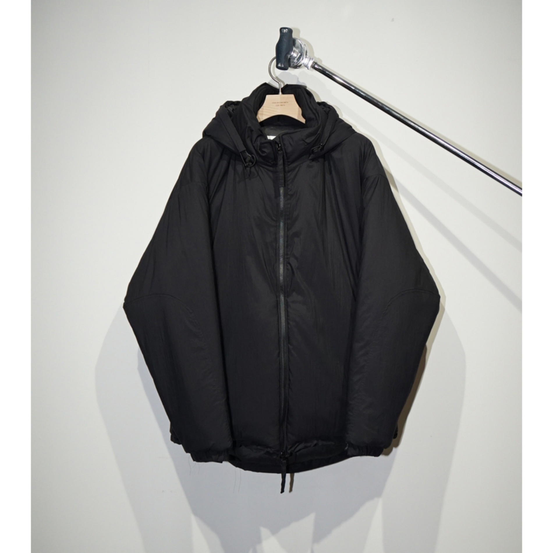 AW20 JOHN MASON SMITH EXTREME COLD WEATHER PARKA BLACK